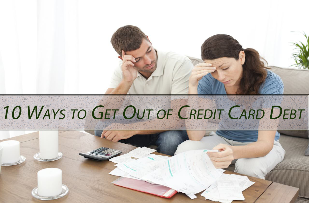 10-ways-to-get-out-of-credit-card-debt